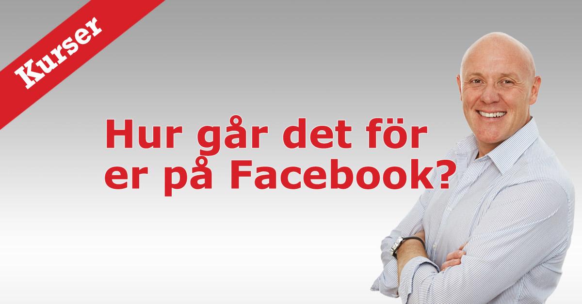 Kurser Facebook, digital marknadsföring, Facebook-annonsering