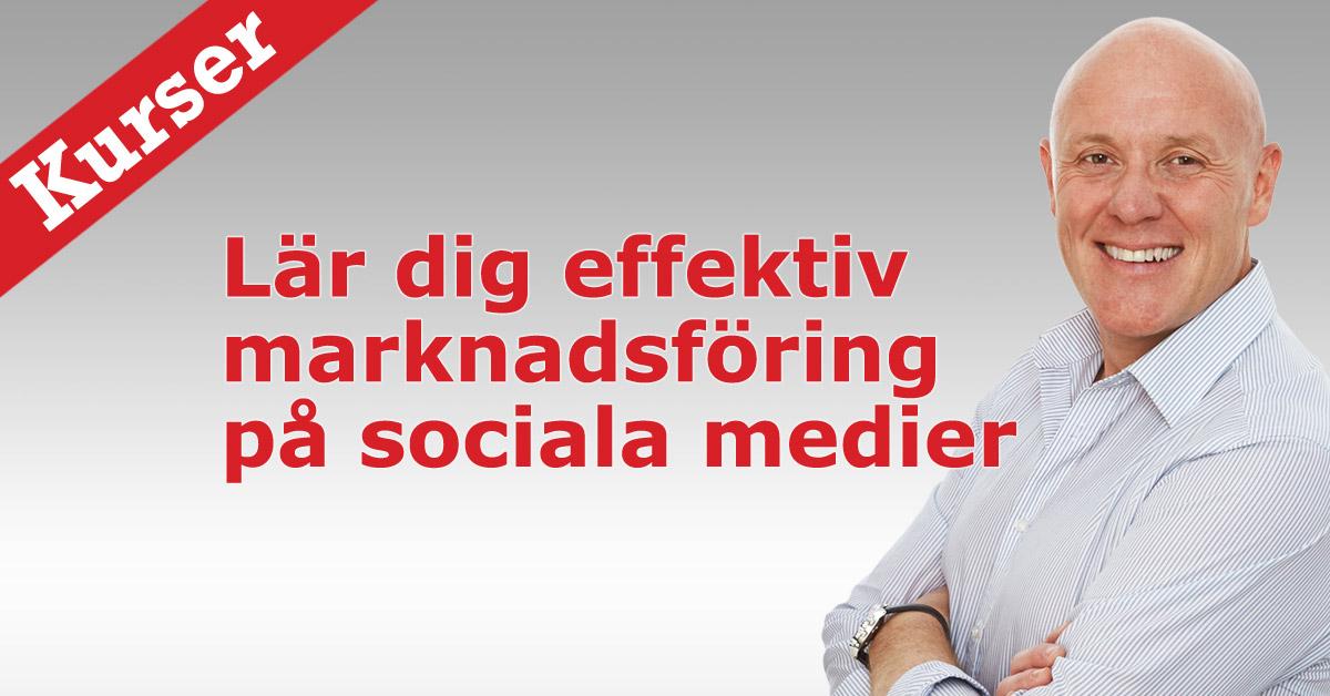 Kurs - Facebook, Instagram, marknadsföring